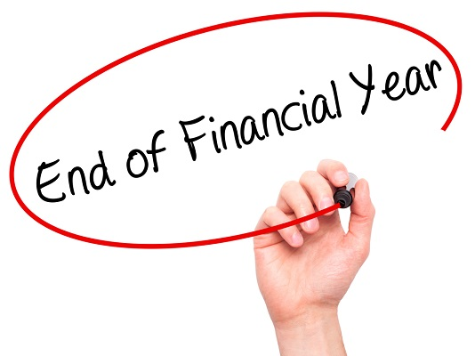 end of financial year IT planning