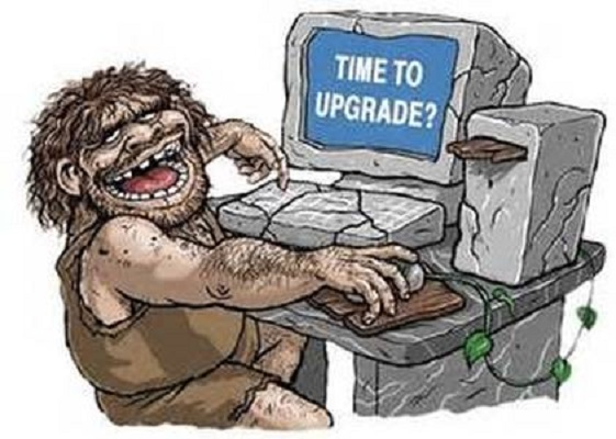 IT upgrades